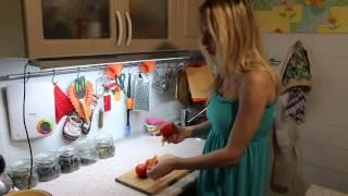 Мастер-класс по приготовлению овощной лазаньи