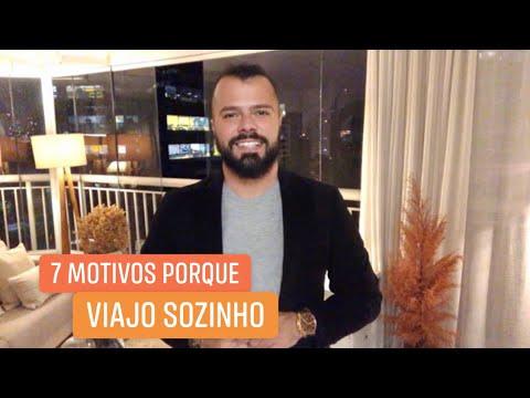 7 MOTIVOS PELOS QUAIS ADORO VIAJAR SOZINHO