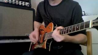 Bodysnatchers // Radiohead // guitar cover