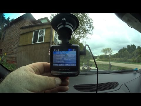Ausdom AD282 Dash Cam 24 Hour Peace Of Mind
