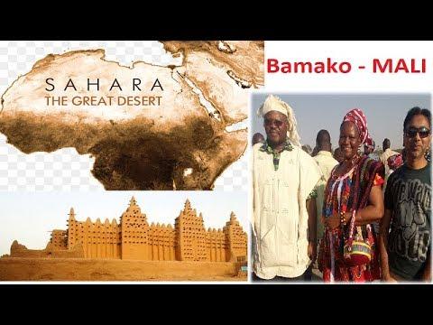 Bamako Mali, City tour and Tourist attractions   West Africa - MALI