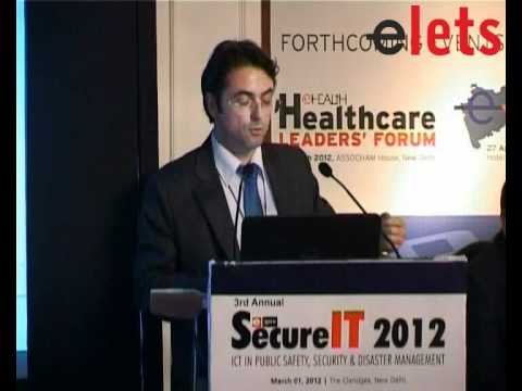 SecureIT 2012 - ICT in National Security and Policing - Joachim Murat