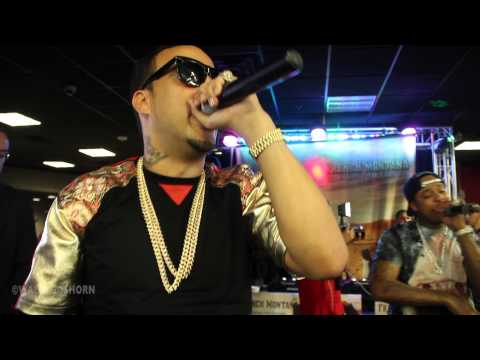 French Montana Best Buy Store Performance