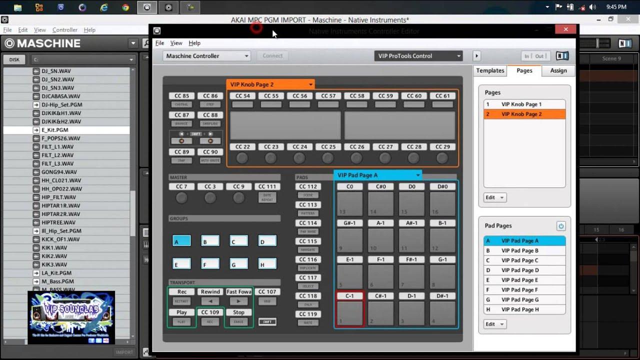 Ni maschine 1. 8 software update (pt 2) time stretching a vocal.