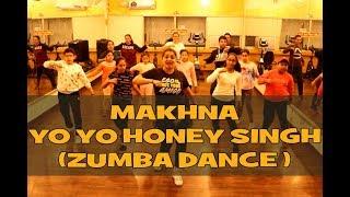 Yo Yo Honey Singh | MAKHNA | Neha Kakkar | Zumba Dance Choreography | Sona Dance Studio