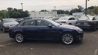 2019 Audi A4 Summit, Short Hills, Livingston, Westfield, Maplewood, NJ M191253