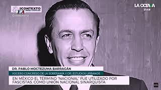 EL PAN ES UN PARTIDO QUE SE FUNDÓ PARA APOYAR A LA ULTRADERECHA. Pablo Moctezuma Barragán