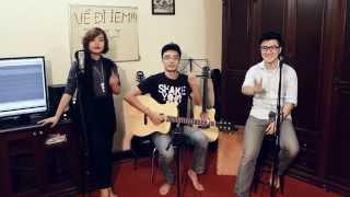 Chắc Ai Đó Sẽ Về (song ca) - Ngân Lu & Hoàng Phương feat. Minh Mon [cover của Sơn Tùng M-TP]