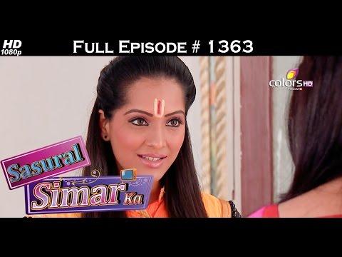 Sasural Simar Ka - 14th December 2015 - ससुराल सीमर का - Full Episode (HD)