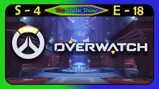 Overwatch With Motion Controls! (SWITCH) - The Idiotic Show 4-18