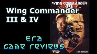 Era Game Reviews - Wing Commander III & Wing Commander IV PC Game Review
