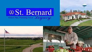 St. Bernard Parish Legacy commercial.