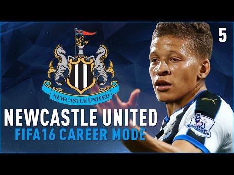 FIFA 16   Newcastle Career Mode S2 Ep5 - TRANSFER DEADLINE DAY!!