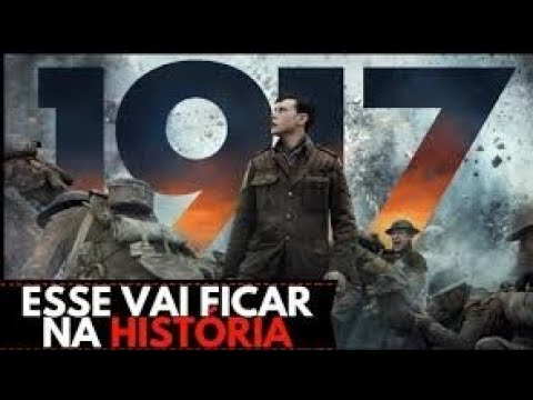 FILME  DE  GUERRA 2020 baseado em fatos reais 1917?