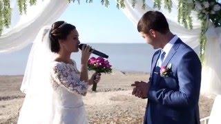 Свадебный клип Невеста поют песню на свадьба 2016