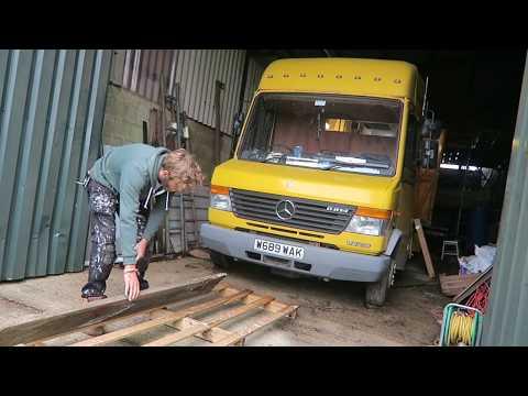 Off-Grid Bus Conversion #25 'IM BACK'