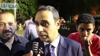"""بالفيديو: سمير عثمان""""طارق سليم كان رمز للأخلاق والرياضة"""""""
