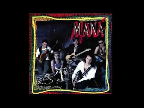 MANA - donde jugaran los niños (full album 1992) ALBUM COMPLETO
