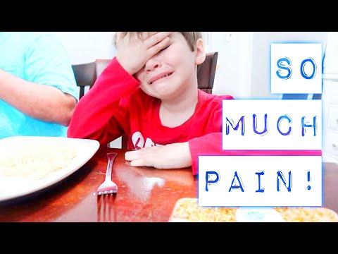 HE GOT SICK SIX TIMES! | STOMACH BUG? | Family 5 Vlogs