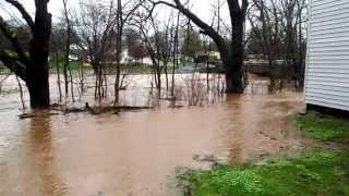 Crazy Flooding In, Perkasie, PA