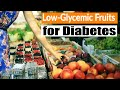 Top 5 Low-Glycemic Fruits For Diabetes