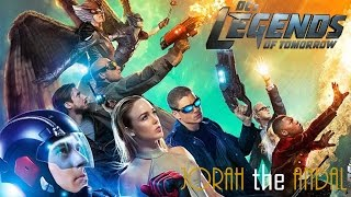Legends of Tomorrow Theme (Full Track)