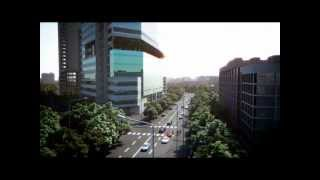 Taksin Hospital 3d animation by DOF