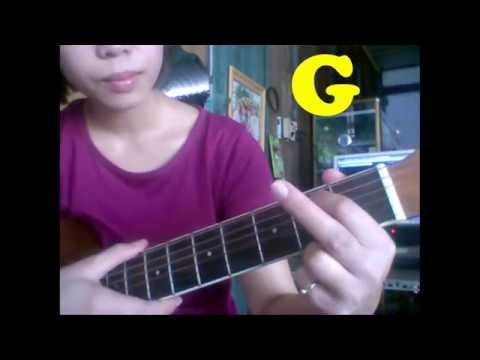 Học Guitar đơn giản nhất với bài Happy Birthday to you