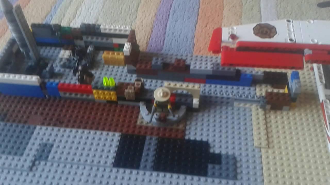 Lego Wojskowe Youtube