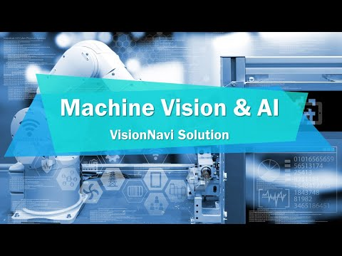Industrial IoT - VisionNavi Solution, Advantech (EN)