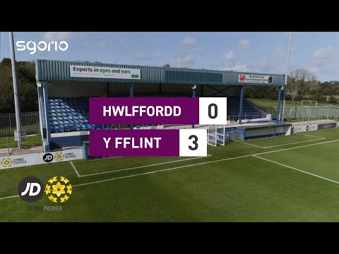 Haverfordwest Flint Goals And Highlights
