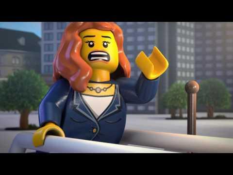 Flying Contract - LEGO City - Mini Movie