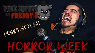 POS*AL SOM SA.  | FIVE NIGHTS AT FREDDY'S - SISTER LOCATION | #1 HW