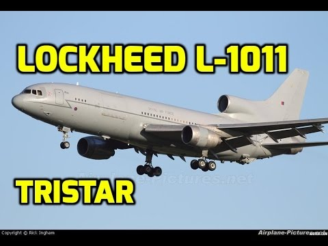 Lockheed L-1011 TriStar Take-off: Royal Air Force MUST SEE!!!