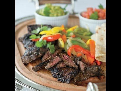 Steak Fajitas, Guacamole, & Pico De Gallo Recipe - Frugal, Fun, & Fabulous