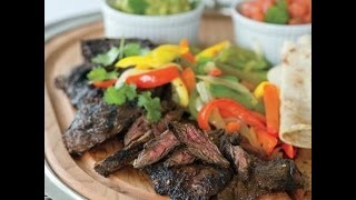 Steak Fajitas, Guacamole, & Pico De Gallo Recipe - Frugal, Fun, & Fabulous