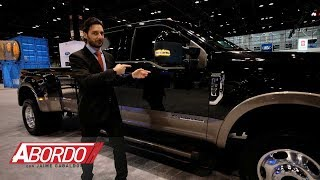 Chicago 2019: Ford F-Series Super Duty | A Bordo