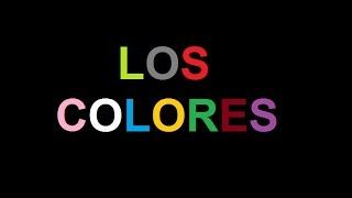 As cores em espanhol (Los colores en español) - ESPANHOL PARA BRASILEIROS