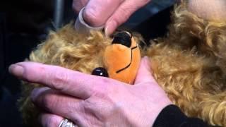 Merrythought Cheeky Bear - Handmade British Teddy Bears