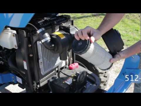 R3039H Compact Diesel Tractor from LS Tractor reviewed by John of RCO Tractor