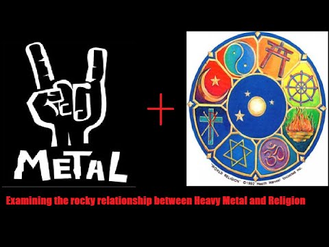 Heavy Metal and Religion - Exploring the Relationship Between Supposed Opposites