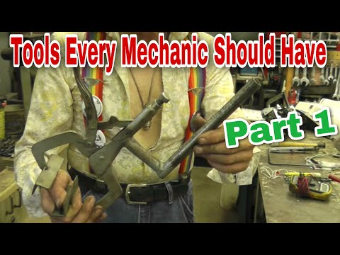 Tools Every Lawn Mower Mechanic Should Have Pt.1  - With Taryl