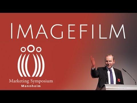 Imagefilm Marketing Symposium Mannheim