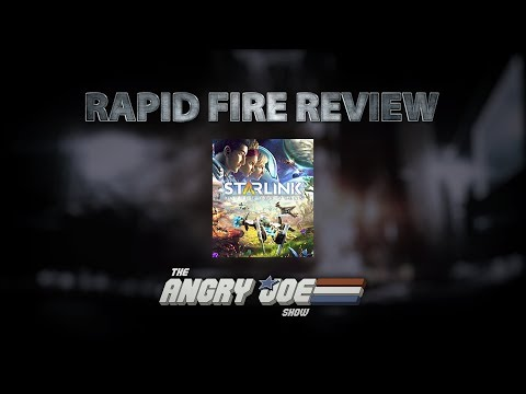 Starlink: Battle For Atlas Rapid Fire Review