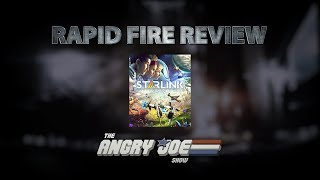 Starlink: Battle For Atlas Rapid Fire Review (Video Game Video Review)
