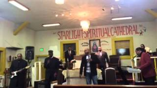 Something About The Name Jesus (medley)
