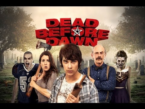 Horror  DEAD BEFORE DAWN    Devon Bostick, Christopher Lloyd, Martha MacIsaac