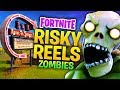 Fortnite: Season 4 - Risky Reels (Call of Duty Zombies Mod)