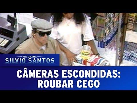 Roubar Cego | Câmeras Escondidas (29/10/17)