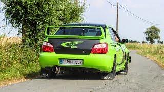 Subaru accelerations & Sounds | Subaru ride 2018